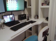 Workstation a medida